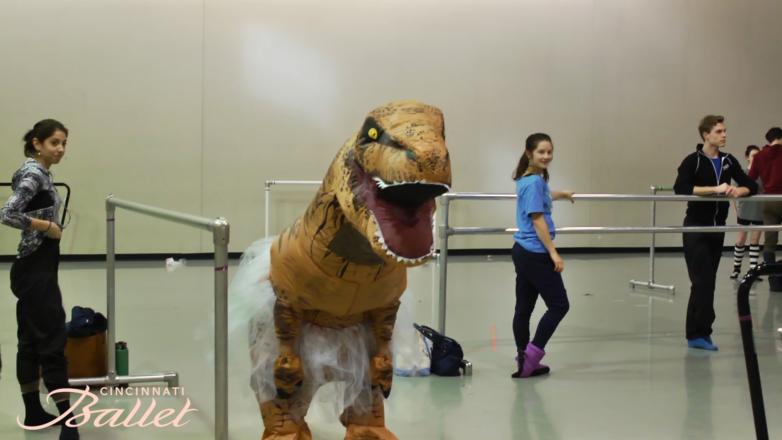 Viral T Rex