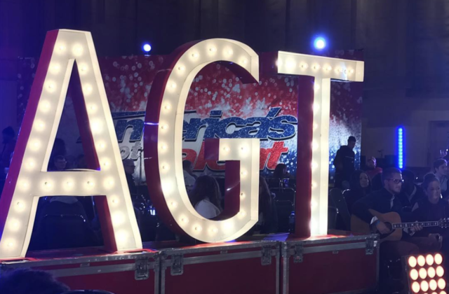 Working the Largest AGT Audition in History