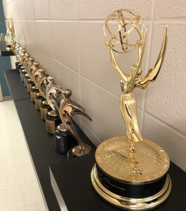 The Emmy Goes To…